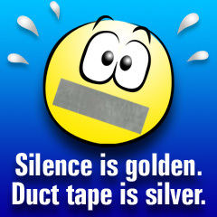 Golden Silence Quotes