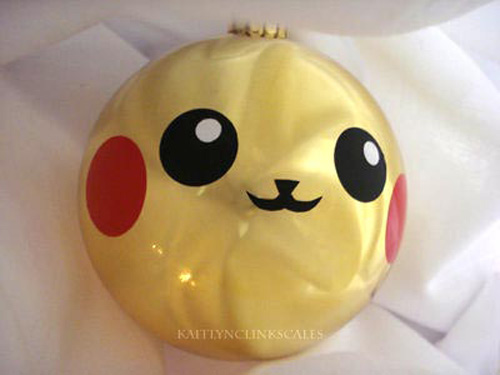 Pokemon Christmas Ornament | Carddit